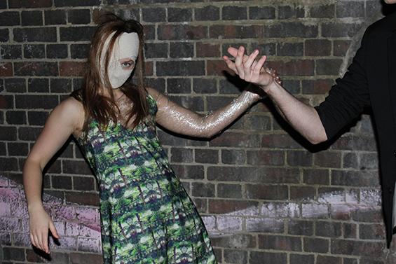 Friction Dance Theatre's Smirk