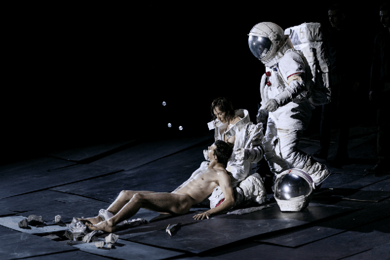 Dimitris Papaioannou's The Great Tamer. Photo: Julian Mommert