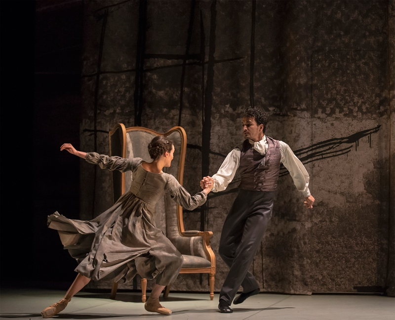 Photo of Cathy Marston's Jane Eyre for Nothern Ballet