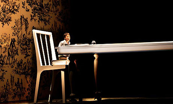 The opening scene of Laurent Pelly's production of Ravel's L'Enfant et les sortilèges, Glyndebourne Opera.