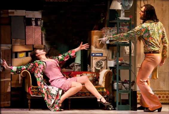Laurent Pelly's production of Ravel's L'Heure espagnole for Glyndebourne Opera