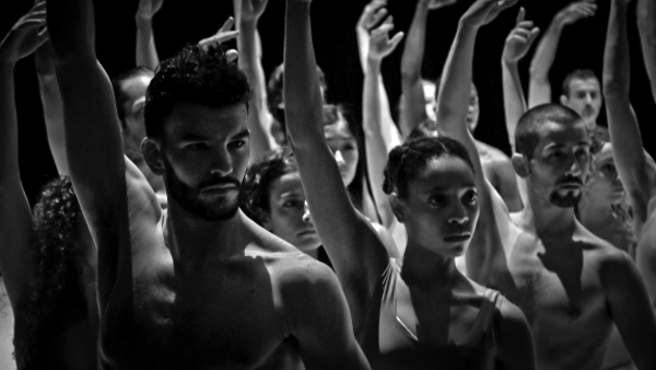 Ballet National de Marseille in Emio Greco and Pieter Scholten's Body.Dance.Nation.City. Photo: A Poiana