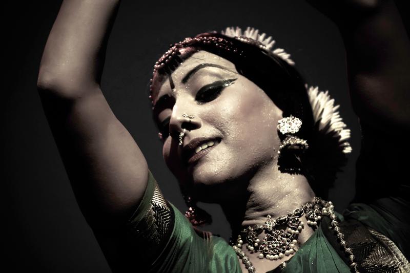 Bharatanatyam dancer Mythili Prakash