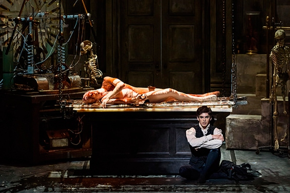 Royal Ballet: Frankenstein