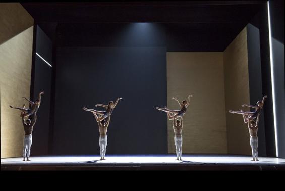 The Royal Ballet in David Dawson's The Human Seasons