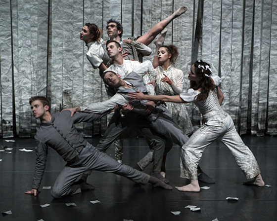 Scottish Dance Theatre: Winter Again by Jo Stromgren