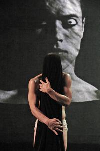 Paul White in Meryl Tankard's The Oracle
