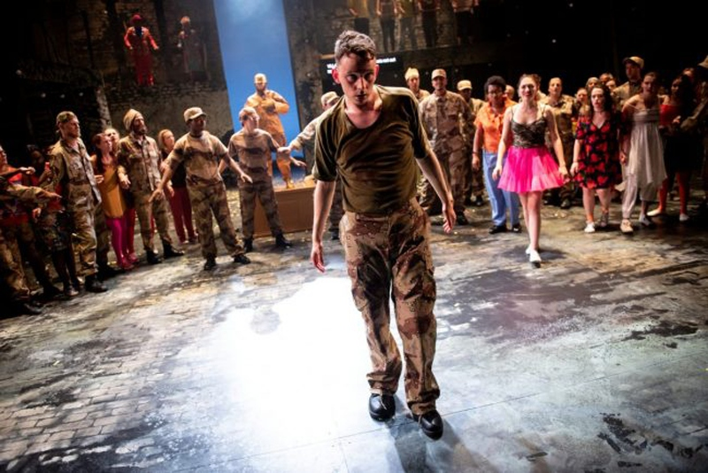 Photo of Birmingham Repertory Theatre's Woyzeck