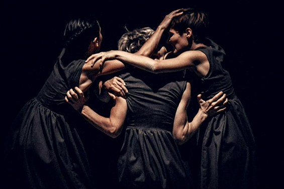 Vozdukh Dance Company's All That I Can Be.