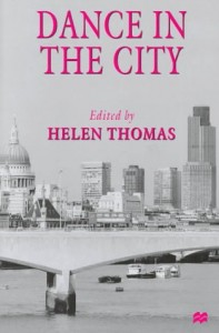 Dance in the City book cover