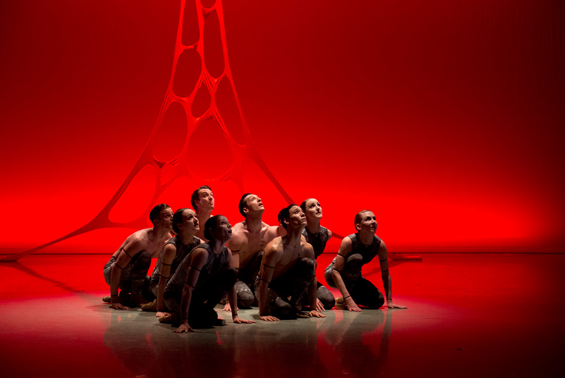 Northern Ballet Theatre in Kenneth Tindall's The Architect