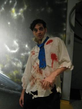 Me, zombie