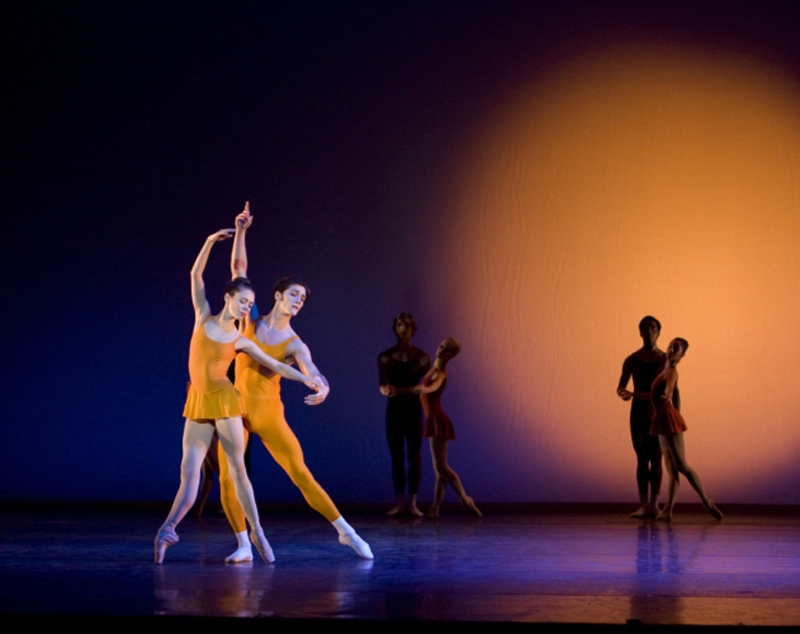 Photo of BRB in MacMillan's Concerto